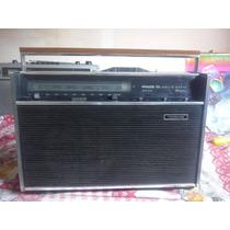 Radio Philco Transglobe 9 Faixas Funcionando Tudo,lindo !