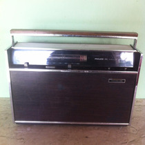 Rádio Transglobe Philco Ford Solid State 8 Band #4