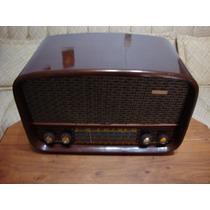 Antigo Rádio Frahm-pioneiro Transistorizado Luz E Pilhas.
