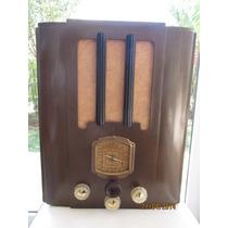 Radio Antigo Valvulado Raridade