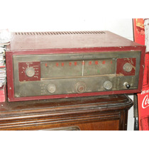 Receiver Amplificador Valvulado Antigo