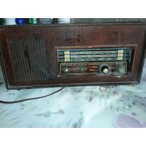 Rádio Valvulado Aproveito Peças