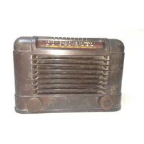 Antigo Rádio Rca Victor Q10 Em Baquelite ( Para Decoração )