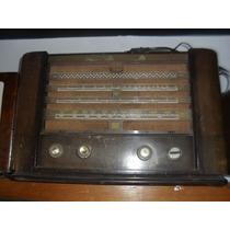 Radio Antigo Semp Antigo De Madeira