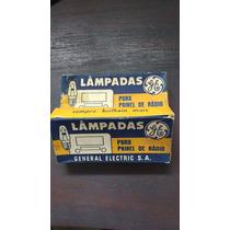 10 Lampadas Ge40 Rosca E10 6,3v 150ma