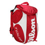 Mochila Tenis Wilson Tour Large Red Loja Japan Trade