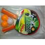 Kit Jogo Ping Pong 2 Raquetes E 3 Rede Bolinhas Maiboer