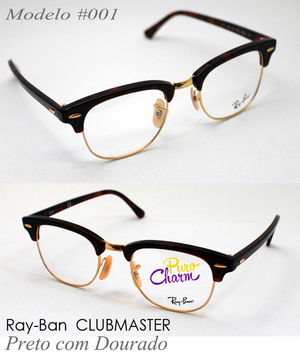 6fd0f64b8 oculos ray ban clubmaster grau preço | Money in the Banana Stand