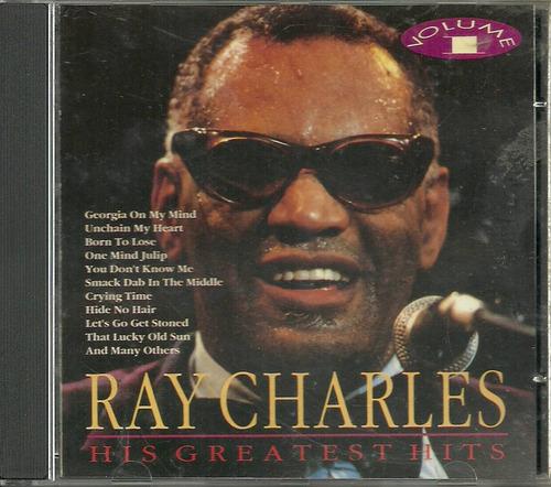 ray charles his greatest hits vol 1 r 1990 no