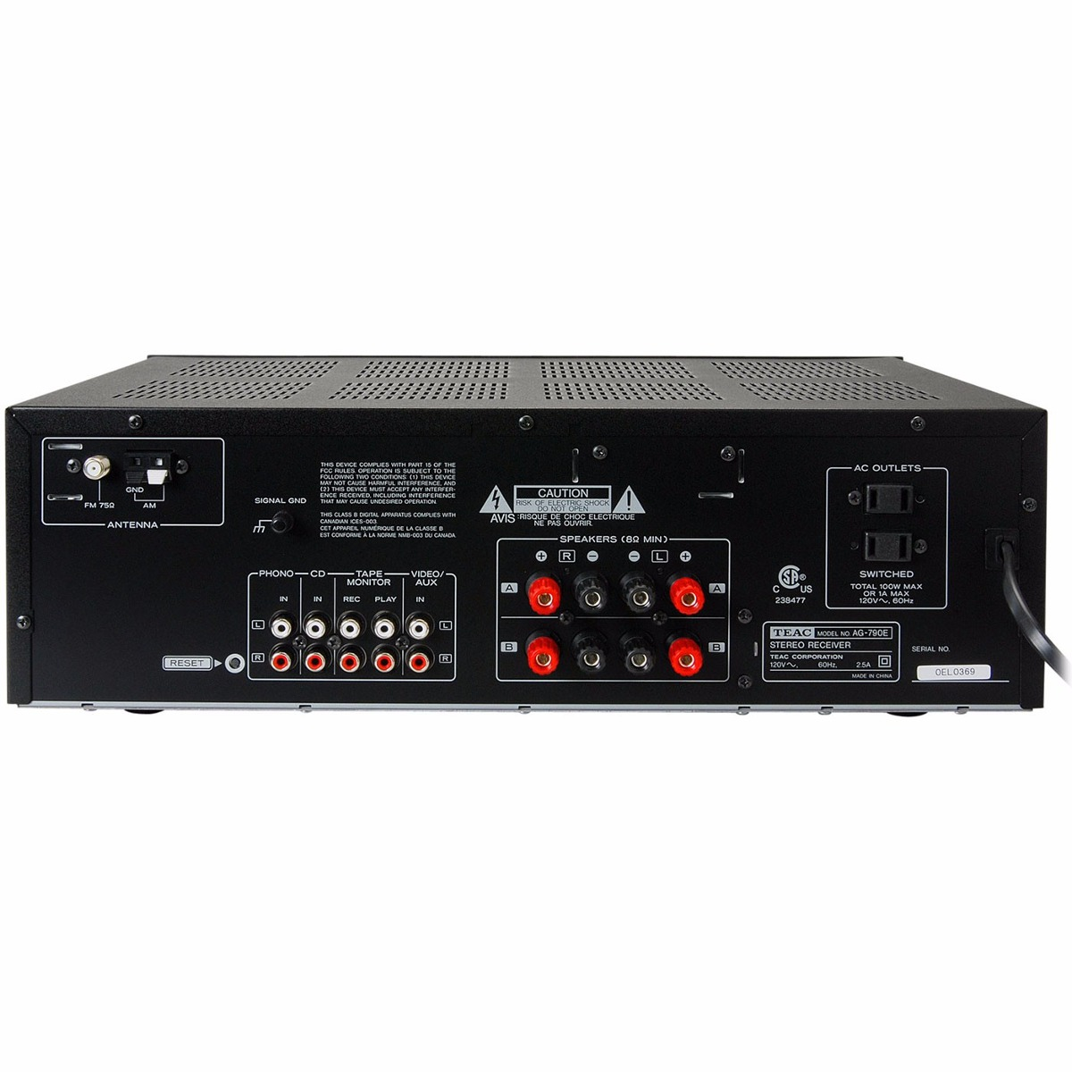 843  lificador De Potencia Machine W Vox A2500 Mix 70v in addition 7C 7C  avland co uk 7Cteac 7Cag7d 7Cag7dlrg besides 773  lificador Fortssimo Sa3 60w 3 Setores 7890000005562 additionally Receiver   Radio Fm Ag790a Teac moreover 1150  lificador Para Som Ambiente Nca Sa20 Loja De Som Ambiente Em Sp Sa20. on teac ag 790 receiver
