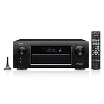 Denon Avr-x5200 W 4k Ultra Hd 9.2 Canais Bluetooth, Wi-fi