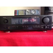 Receiver Denon Avr 1604 + Brinde (dvd Player)