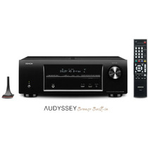 Home Theater Receiver Denon Avr E300 5.1 Channel 3d