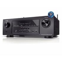 Receiver Denon Avr- S710 W Dolby Atmos Lançamento