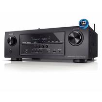 Receiver Denon Avr S710 W 7.2 Dolby Atmos, 4k, 3d, Wi-fi,