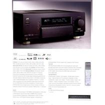 Receiver Jvc Rx-dp15b Na Caixa - Onkyo Denon Yamaha Pioneer