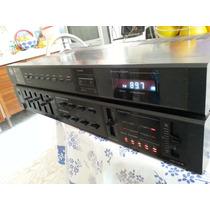 Stereo Amplifier Equalizer Sr-350 Cce