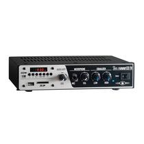 Receiver Amplificador Som Ambiente Slim 1000 Usb Fm Frahm