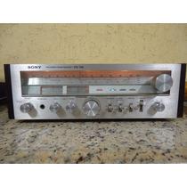 Receiver Sony Str11bs Anos 80 Conservado - By Trekus Vintage