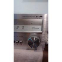Receiver Polyvox Pr 1900 Com Video Caixas De Som Telefunken