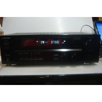 Receiver Kenwood Vr-606 5.1 Dolby Dts Sorround C/ Defeito