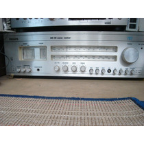 Receiver Philips Hi Fi 06rh-787 - Impecavel - U. Dono - Ok.