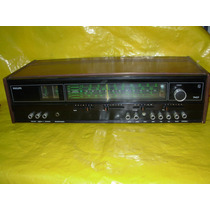 Receiver Philips Hi Fi 747 - Impecavel - U.dono - 4fxs. Ok.