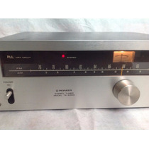 ***** Turner - Receptor Am E Fm Pioneer Model Tx-6300 - 70´s