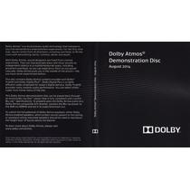 Bd-r Dolby Atmos Demonstration Disc - Teste Seu Receiver