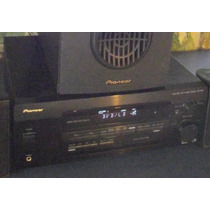 Receiver Pionner Vsx 511 Home Theater