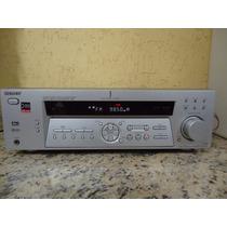 Receiver Sony Dr475 Dolby Digital 5.1 - By Trekus Vintage
