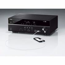 Receiver Yamaha Rx-v377 5.1 Canal 4k 3d Linha 2015
