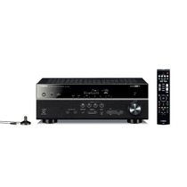 Receiver Yamaha Rx-v479 Wifi Bluetooth 4k Ultra Hd 3d 140w