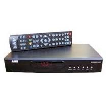 Receptor De Sinal Combo Box Digital/terrestre, American Bir