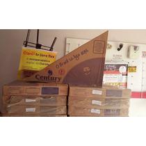 Antena Paraboilica Century 1,70 Mts + Midia Box Hd Regional