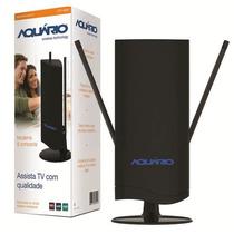 Antena Digital Hdtv Interna Aquário Dtv-4500 Vhf/uhf/fm