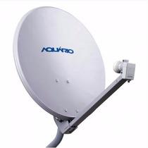 Antena Aquário Miniparabólica 60 Cm Dth-60