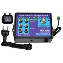 Extensor De Controle Remoto Modulado Vipcolor Rca Melhor Img