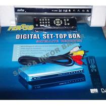 Receptor Digital Fsdvb-1000 P/ Antena Parabolica***