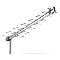 Antena Uhf Digital Alto Ganho 20dbi Fullhd Fácil Instalação