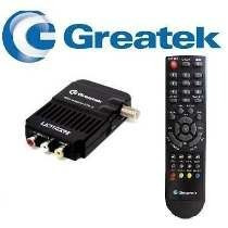 Mini Receptor Digital Greatek - Dvb-s - Ultimate