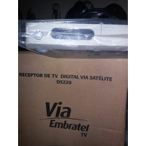 Recpetor De Tv Digital Via Satelite Ds220