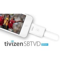 Tivizen Sbtvd Ibz-100 Receptor De Tv Digital P/ Ipod/iphone/
