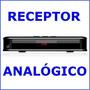 Receptor Parabolica Analógico 30 Canais Grátis