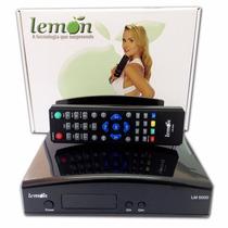 Receptor Digital E Analógico Lemon Lm5000