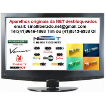 Tv A Cabo Digital Desblokado Inter (net) Hd