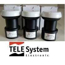 Lnb Monoponto Universal Tele System Simples Lote 10 Unidades