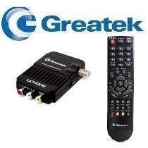 Mini Receptor Digital Greatek - Dvb-s - Ultimate