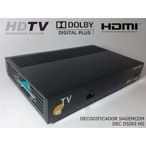 Decodificador Oi Tv Hd Sagemcom - Retirada De Peças