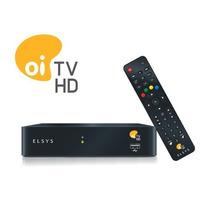 Kit Com 10 Receptores Decoder Oi Tv Livre Hd Para Sat. Ses6